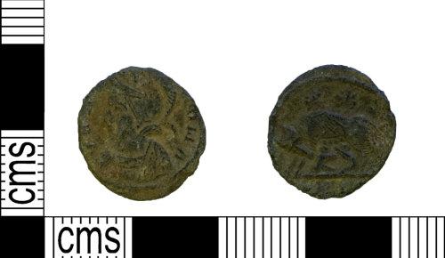 NARC-B27D4E: NARC-B27D4E : Nummus : House of Constantine
