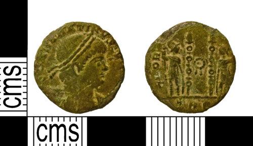 NARC-B571C6: NARC-B571C6 : Nummus : Constantine I