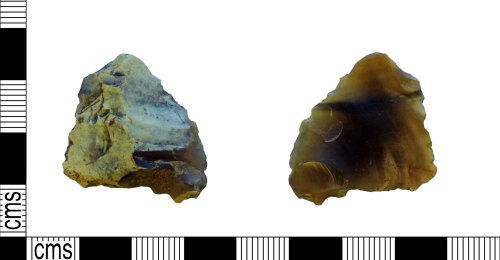 NARC-BC5433: NARC-BC5433 : Blade : Neolithic