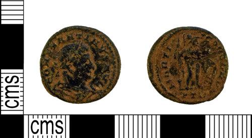 NARC-CB3FE4: NARC-CB3FE4 : Nummus : Constantine I