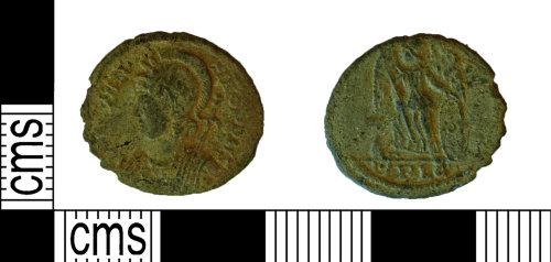 NARC-D65672: NARC-D65672 : Nummus : House of Constantine