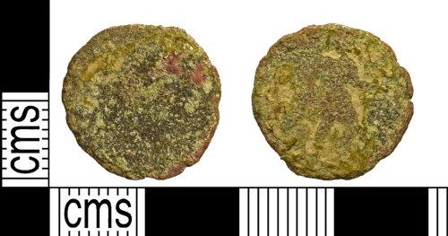 NARC-DAABC3: NARC-DAABC3 : Nummus : House of Valentinian