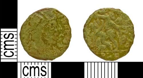 NARC-DD6F7E: NARC-DD6F7E : Nummus : Constantius II