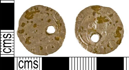NARC-DDBC20: NARC-DDBC20 : Halfgroat : Henry VIII