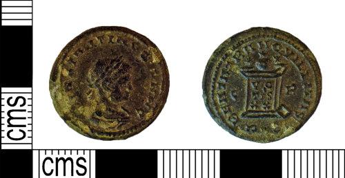 NARC-E27846: NARC-E27846 : Nummus : Constantine II