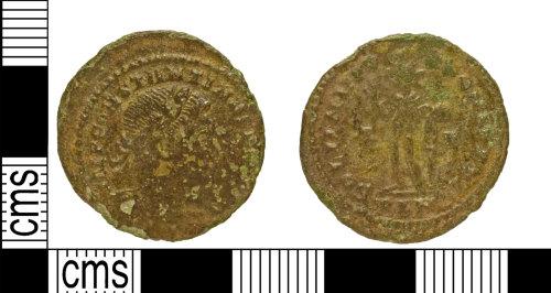 NARC-F2B633: NARC-F2B633 : Nummus : Constantine I
