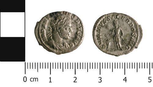 WAW-D5DB42: Roman Coin: