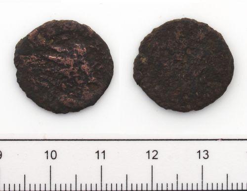 DUR-0F7678: Coin: Radiate of uncertain ruler