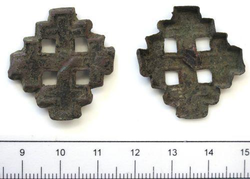 DUR-C5C964: Post Medieval Mount