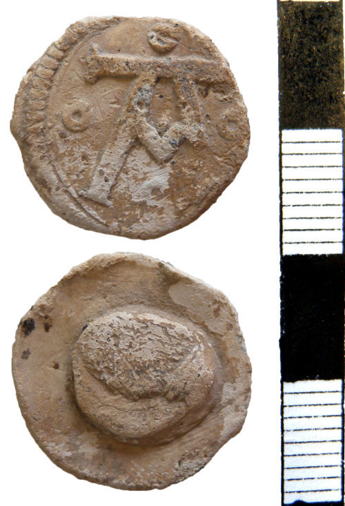 NMS-BFB993: Post-Medieval Cloth Seal