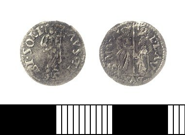 IOW-B23CD2: Soldino of Leonardo Loredano, Doge of Venice.