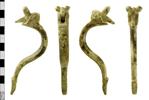 IOW-FB00C5: Post-Medieval Drinking Vessel Handle