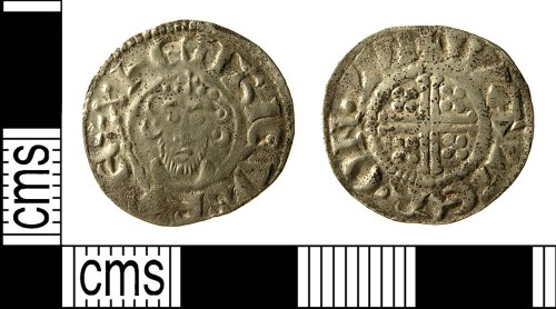 IOW-8CD406: IOW-8CD406 Medieval Coin: Penny of John