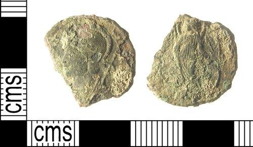 IOW-EF6208: IOW-EF6208 Roman Coin: Commemorative Nummus of the House of Constantine