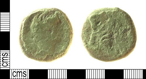 IOW-128263: IOW-128263 Roman Coin: Sestertius of Antoninus Pius