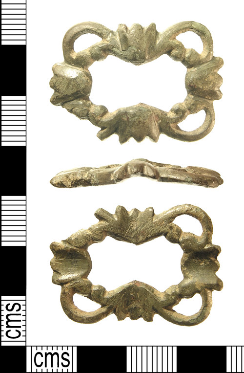 IOW-EF2621: IOW-EF2621 Post-Medieval Buckle