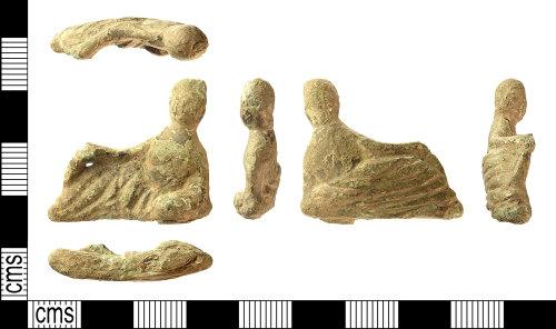 IOW-16C188: IOW-16C188 Roman Vessel Mount (figurine)