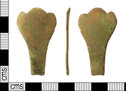 IOW-5C1EC2: Post-Medieval Spoon