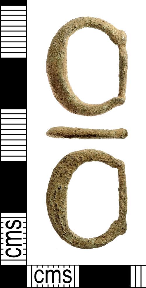 IOW-E51484: Medieval Buckle