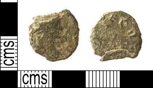 IOW-FFF670: Roman Coin: Radiate of Gallienus (sole reign)