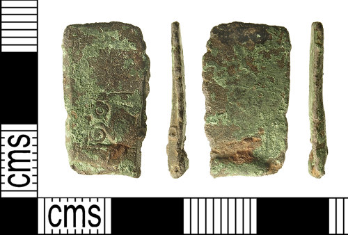 IOW-26F293: Early-Medieval (Anglo-Saxon) Unidentified Object