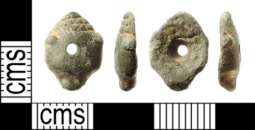 A resized image of Post-Medieval Mount or Stud