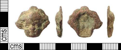 IOW-3E25A3: Post-Medieval Unidentified Object