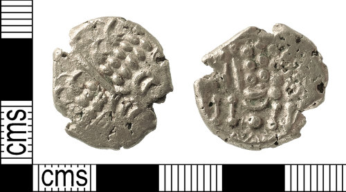 IOW-27FE85: Iron Age Coin: Uninscribed South-Western Stater of the Durotriges