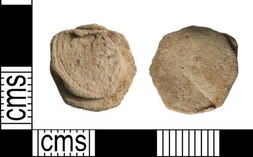 IOW-2951E6: Post-Medieval Cloth-seal