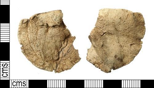 IOW-2AF187: Post-Medieval Cloth-seal