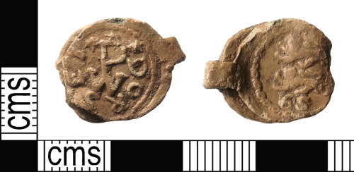 IOW-550FC9: Post-Medieval Dorset Cloth Seal