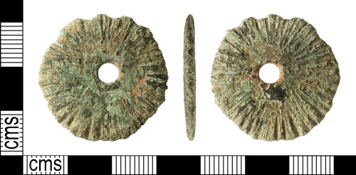 IOW-CA9ADD: Post-Medieval Pastry Jigger