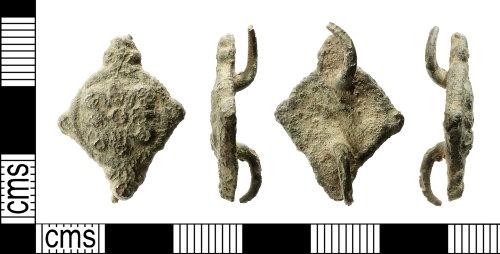 IOW-B239D1: Post-Medieval Mount