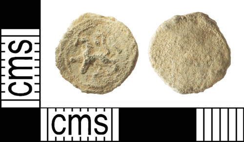 IOW-E102A1: Post-Medieval Cloth Seal
