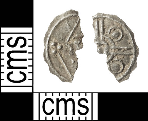 IOW-815F9A: Early-Medieval (Anglo-Saxon) Coin: Penny of Cnut