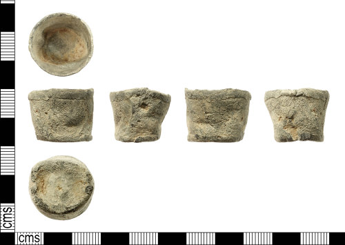 IOW-4869F8: Post-Medieval Powder Measure