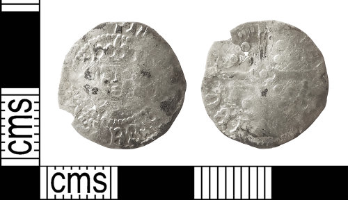 IOW-47C916: Medieval Coin: Penny of Henry V