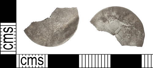 IOW-BF728C: Post-Medieval Coin: Sol-piece of Louis XIV of France