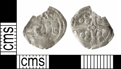 IOW-E0865F: Medieval Coin: Penny of Edward IV