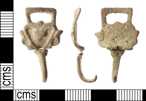 A resized image of Post-Medieval: Dress-hook