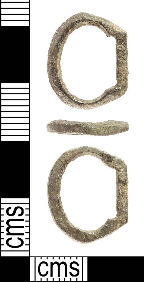 IOW-A85FDE: Medieval: Buckle