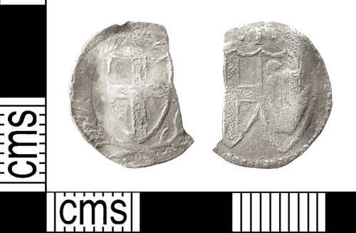 IOW-268CAC: Post-Medieval Coin: Commonwealth Penny