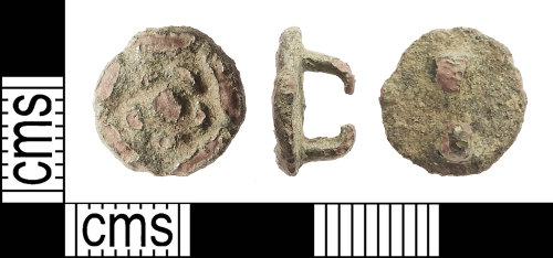 IOW-282A18: Post-Medieval: Mount