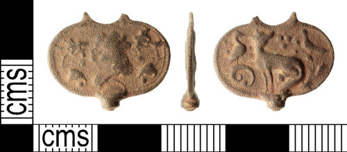 IOW-0C4D72: Post-Medieval: Watch Winder