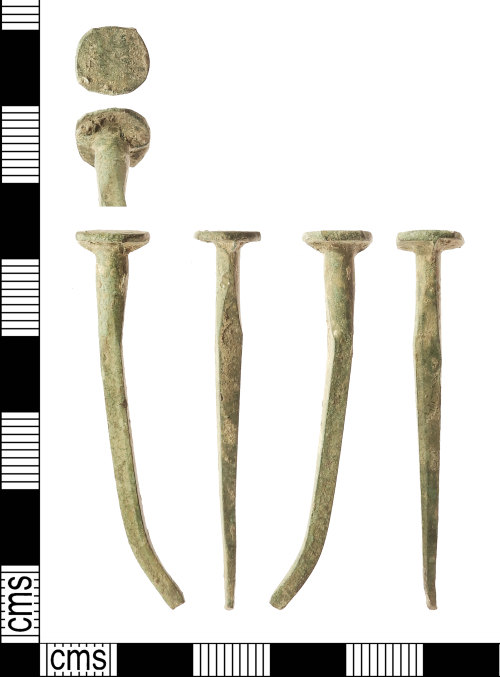 IOW-8C1B62: Post-Medieval or Modern: Nail