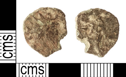 IOW-AF2B30: Roman Coin: Radiate