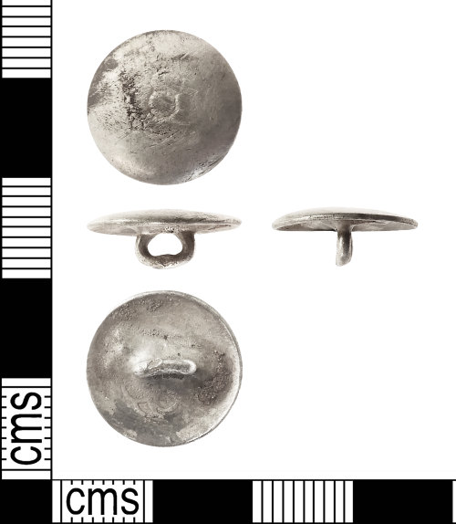 A resized image of Post-Medieval: Cufflink Element