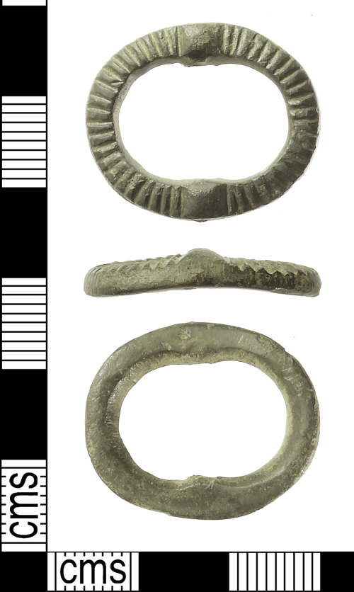 IOW-205FA1: Post-Medieval: Buckle