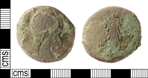 IOW-FEA187: Roman Coin: Sestertius (uncertain 1st-3rd century ruler)