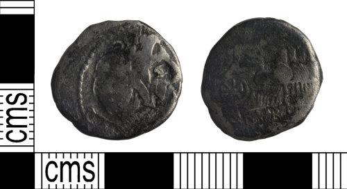 WILT-E0E206: Roman Denarius